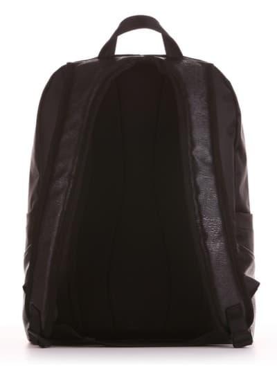 Брендовий рюкзак, модель 191601 чорний. Фото товару, вид додатковий.
