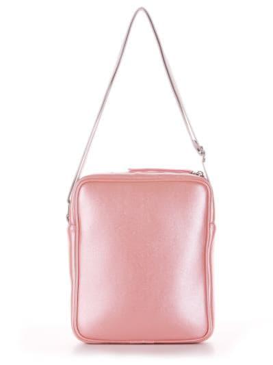 alba soboni. Дитяча сумка через плече 2022 рожевий. Вид 3.