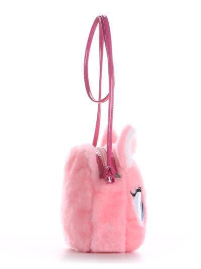 alba soboni. Дитяча сумка через плече 2052 рожевий. Вид 2.