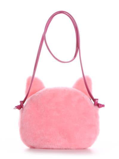 alba soboni. Дитяча сумка через плече 2052 рожевий. Вид 3.