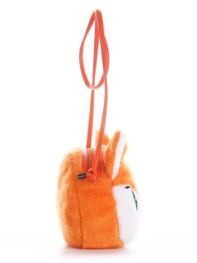 alba soboni. Дитяча сумка через плече 2054 оранжевий. Вид 2.