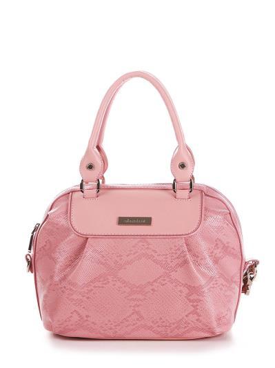 alba soboni. Сумка 200061 пудрово-рожевий. Вид 1.