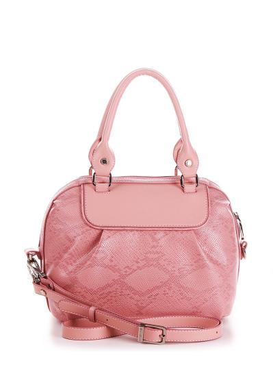 alba soboni. Сумка 200061 пудрово-рожевий. Вид 3.