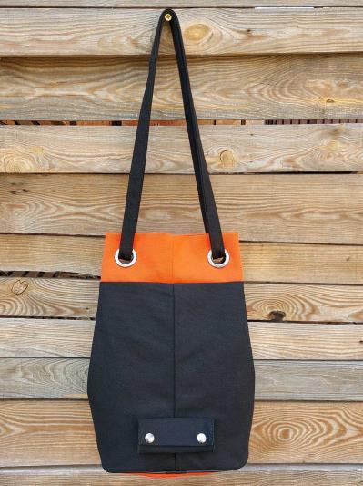alba soboni. Сумка-рюкзак 200252 чорний. Вид 4.