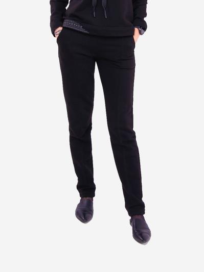 alba soboni. Жіночі штани 201-000-02 чорний. Вид 1.