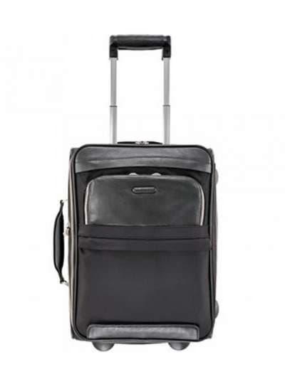Молодежный чемодан piquadro modus на 2 колесах bv1291mf_n. Фото товара, вид 1