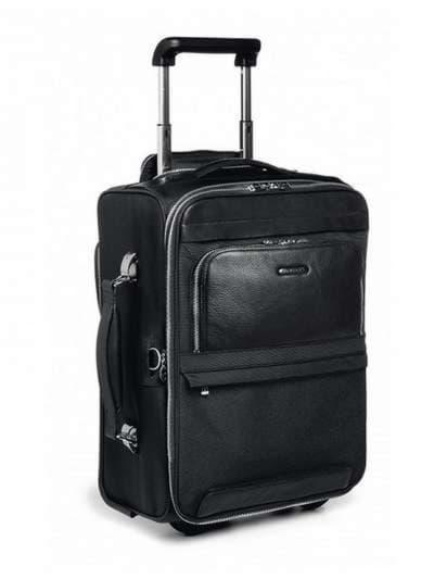 Молодежный чемодан piquadro modus на 2 колесах bv1291mf_n. Фото товара, вид 2