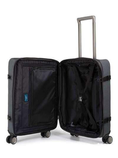 Брендовый чемодан piquadro move2/red-grey средний bv2960m2_rgr. Фото товара, вид 2