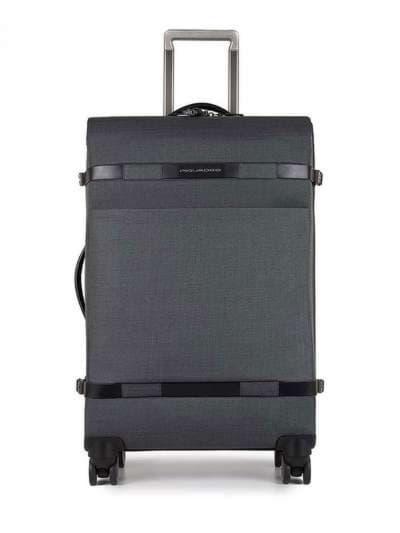 Молодежный чемодан piquadro move2/grey средний bv3874m2_gr. Фото товара, вид 1