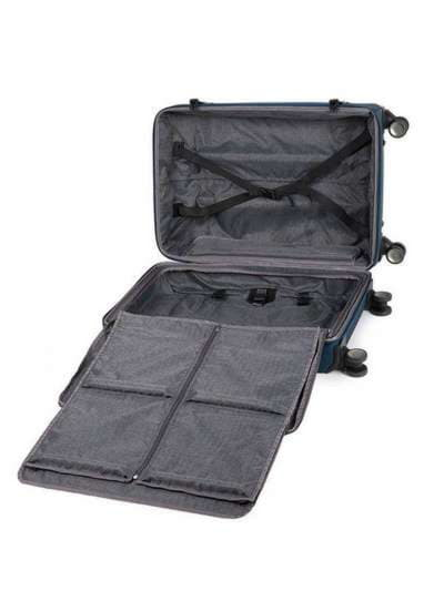 Молодежный чемодан на 4 колесах piquadro move2 (m2) bv3874m2_blu. Фото товара, вид 3