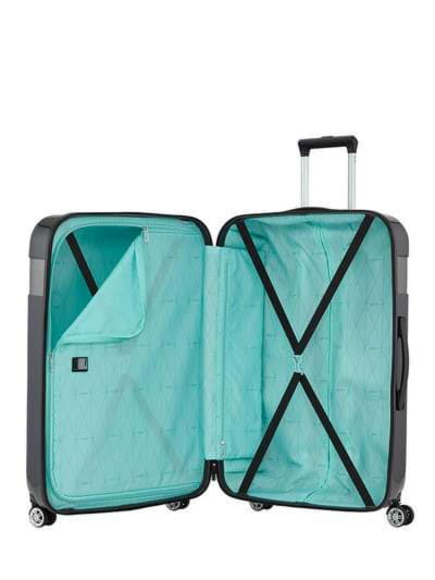 Модный чемодан titan spotlight flash/north sea средний ti831405-22. Фото товара, вид 2