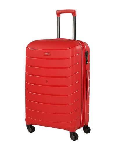 Молодежный чемодан на 4 колесах titan limit m ti823405-10. Фото товара, вид 1