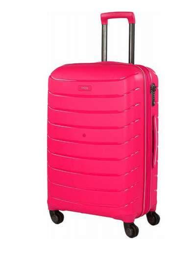 Брендовый чемодан на 4 колесах titan limit m ti823405-17. Фото товара, вид 1
