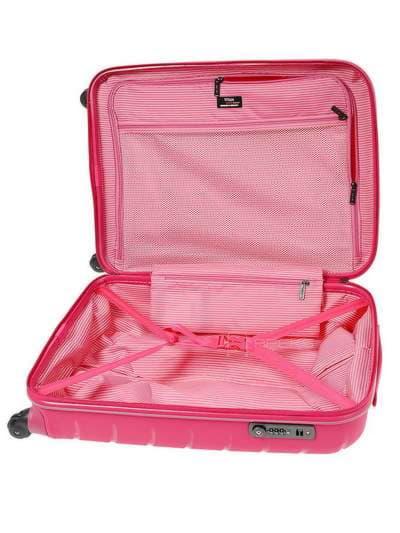 Брендовый чемодан на 4 колесах titan limit m ti823405-17. Фото товара, вид 2