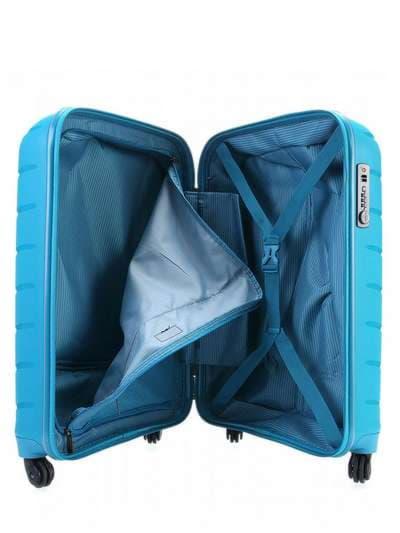 Модный чемодан на 4 колесах titan limit m ti823405-21. Фото товара, вид 3