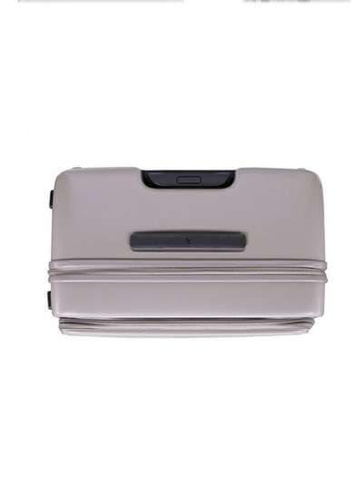 Стильный чемодан на 4 колесах lojel cubo 18/warm grey маленький lj-cf1627-1s_gr. Фото товара, вид 2