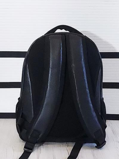 alba soboni. Рюкзак 201705 чорний. Вид 4.