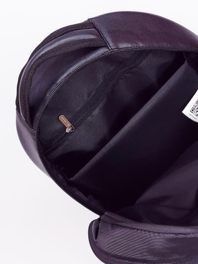 Фото товара: шкільний рюкзак 211711 чорний. Фото - 4.