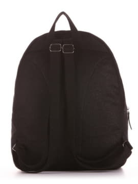 Рюкзак 191751 чорний