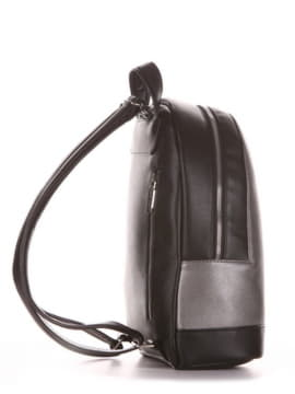 Рюкзак 192873 чорний-нікель