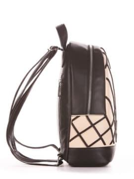 Рюкзак 192874 черный-бежевый