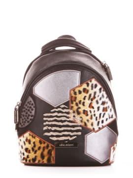 Міні-рюкзак 192922 чорний