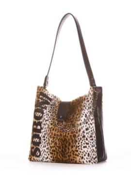 Сумка 192901 леопардовий