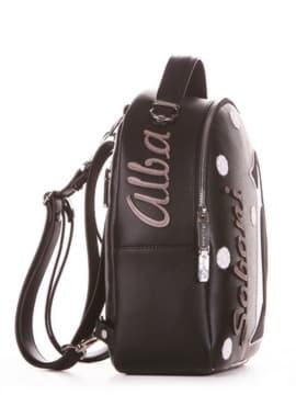 Сумка - рюкзак 192931 черный