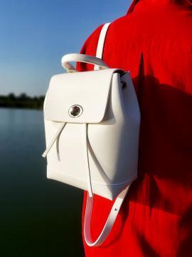Фото товара: рюкзак 212301 білий. Вид 1.