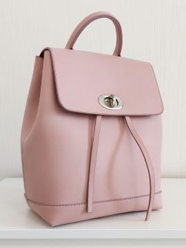 Фото товара: рюкзак 212303 пудрово-рожевий. Вид 1.