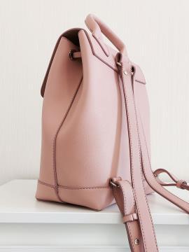 Фото товара: рюкзак 212303 пудрово-рожевий. Вид 2.