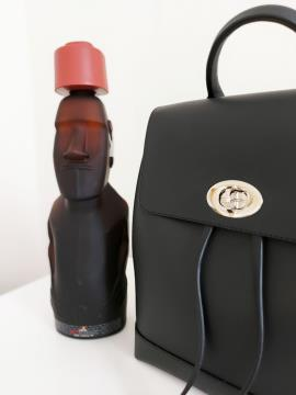 Фото товара: рюкзак 212308 чорний. Вид 2.