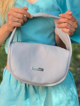 Фото товара: сумка 212312 светло-серый. Фото - 1.