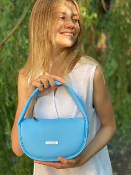 Фото товара: сумка 212313 голубой. Фото - 1.