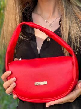 Фото товара: сумка 212314 красный. Фото - 2.