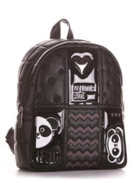 Рюкзак 192963  чорний