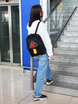 Фото товара: рюкзак 211511 черный. Вид 1.
