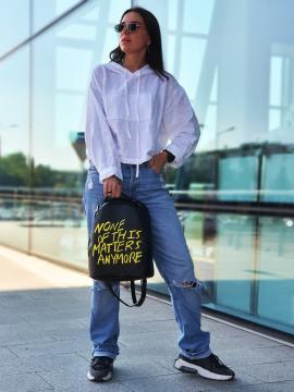Фото товара: рюкзак 211513 черный. Вид 2.