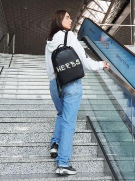 Фото товара: рюкзак 211514 черный. Вид 3.