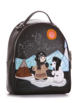 Сумка-рюкзак 192932  чорний