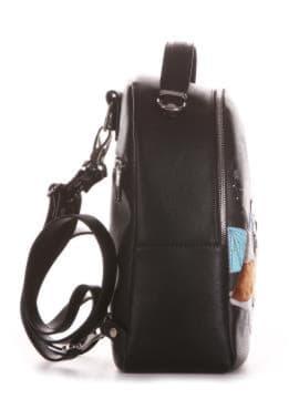 Сумка-рюкзак 192932  черный