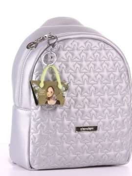 Брендовий брелок сумочка з дівчинкою хакі. Зображення товару, вид 2