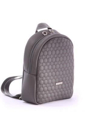 Дитячий рюкзак 0611 сірий