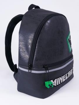 Фото товара: детский рюкзак 2071 черный. Вид 2.