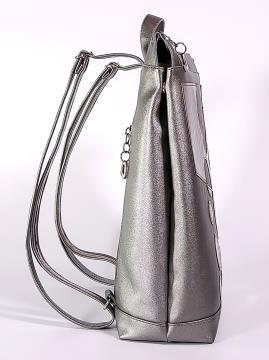 Фото товара: рюкзак 2104 нікель. Вид 2.