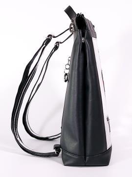 Фото товара: рюкзак 2105 чорний. Вид 2.