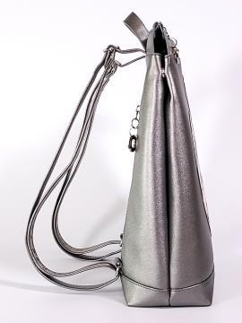 Фото товара: рюкзак 2106 нікель. Вид 2.