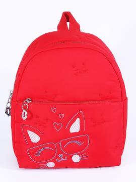 Фото товара: рюкзак 2121 красный. Вид 1.
