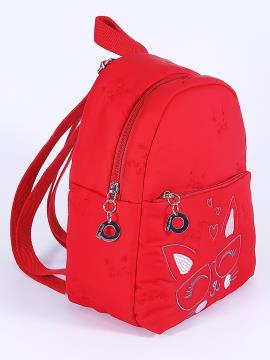 Фото товара: рюкзак 2121 красный. Вид 2.