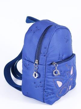Фото товара: рюкзак 2122 синій. Вид 2.
